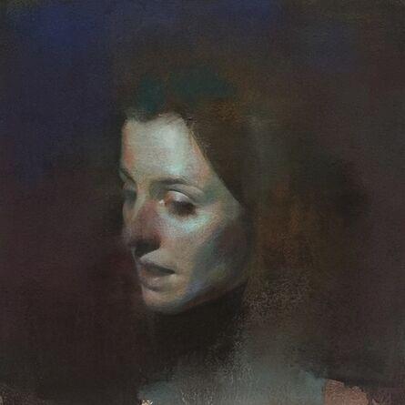 Yuriy Ibragimov, 'Head Study I', 2018