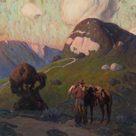 "Eric Bowman, '""Green Mountain"" ', 2018"