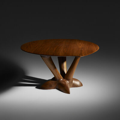 Wendell Castle, 'Echo dining table', 2006