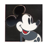Andy Warhol, 'Mickey Mouse', 1981