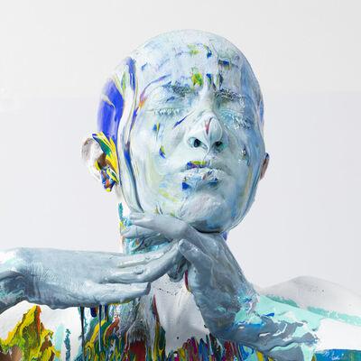Pierre Fudarylí, 'Secuencia de despintado V', 2017