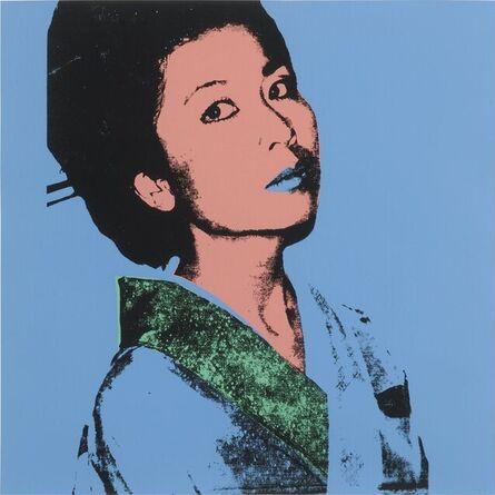 Andy Warhol, 'Kimiko (F. & S. II.237)', 1981