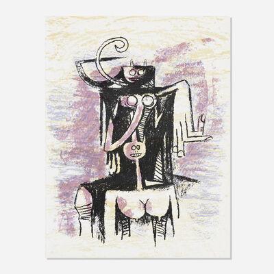 Wifredo Lam, 'Canaima', 1974