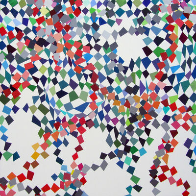 Alison Rash, 'Down to Three', 2012