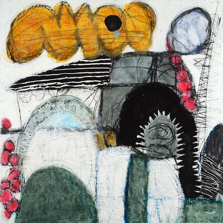 Ellyn Weiss, 'Leftward Tilt', 2020