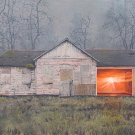 Andrew McIntosh (Mackie), 'Sun House I', 2016