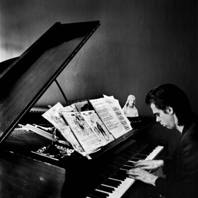 Anton Corbijn, 'Nick Cave, London', 1997