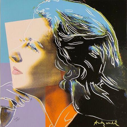 Andy Warhol, 'Ingrid Bergman', 1986