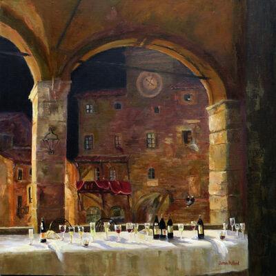Jann Pollard, 'Wine to Table - Cortona', 2018