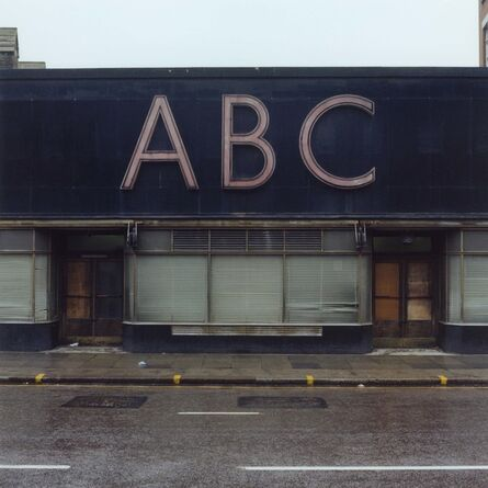 Peter Mitchell, 'A.B.C. Londres, 1979', 2017
