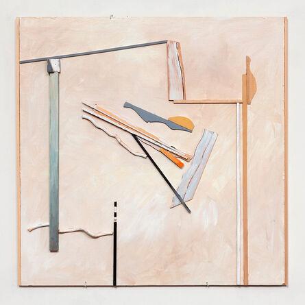 Elisabeth Munro Smith, 'Five Places: (Beige)', 2016