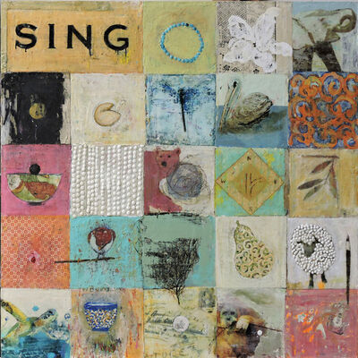 Marti Somers, 'Sing', 2016