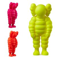 KAWS, 'KAWS WHAT PARTY set of 3 works (KAWS Companion set) ', 2020