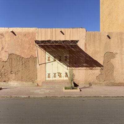 Nina Raasch, 'Morocco street #1', 2017