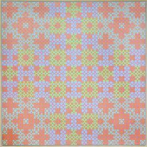 Richard Kallweit, 'Wendy's Colors', 1985