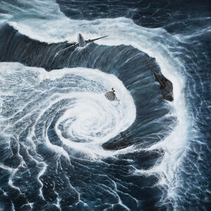 Shiori Eda, 'Water Power', 2019
