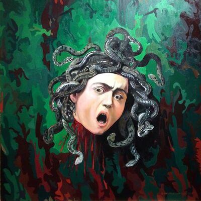 Giancarlo Impiglia, 'Fear (Medusa)', 2014
