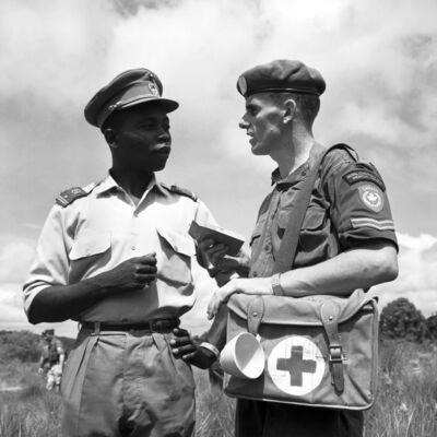 B.Z., 'Republic of the Congo', 1963
