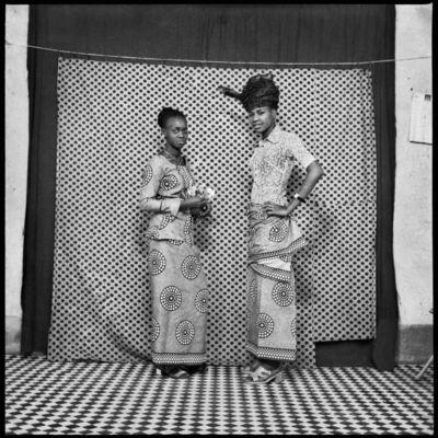 Sanlé Sory, 'Les Deux Amies au Pagne', 1972