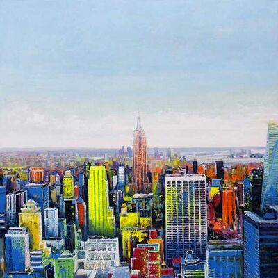 Ulpiano Carrasco, 'New York Woow', 2021