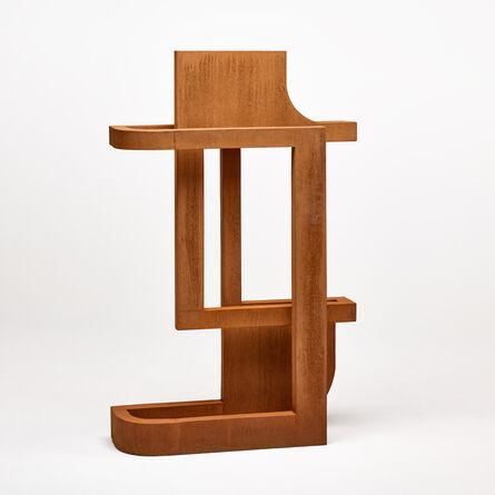 Helen Vergouwen, '559 Folded', 2020