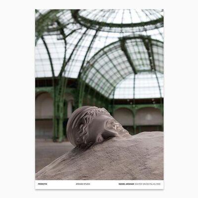 Daniel Arsham, 'Wanted Grand Palais Signed', 2020