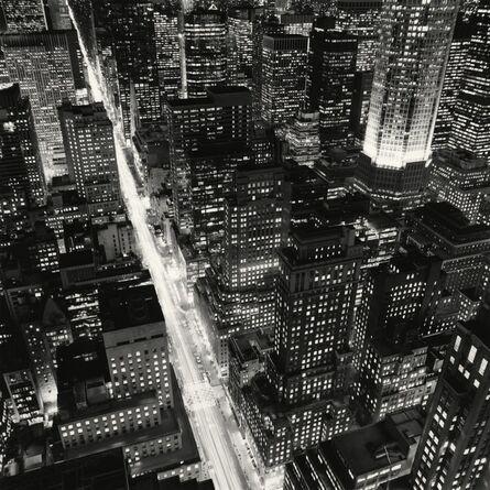 Michael Kenna, 'Fifth Avenue, New York', 2006