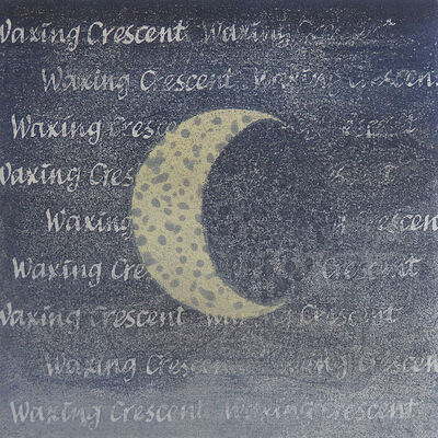 Monica Chivas, 'Waxing Crescent', 2020