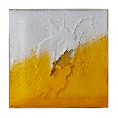 Beatriz Morales, 'Ashes to Ashes, Yellow', 2017