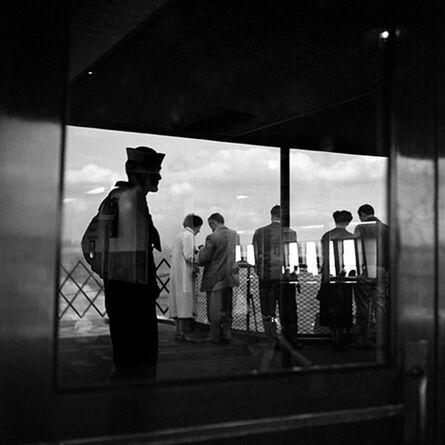 Vivian Maier, 'VM19XX04202-03-Untitled, New York, NY, n.d Sailor ', 2012