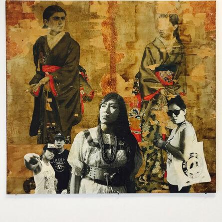 Douglas Miles, 'Faceless Kimono', 2019