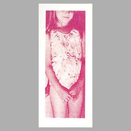 Debra S. Pearlman, 'Glitter_girl_purple_04', 2007
