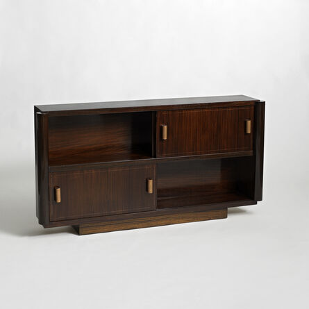 André Sornay, 'A pair of sideboards  with two sliding doors', ca. 1936