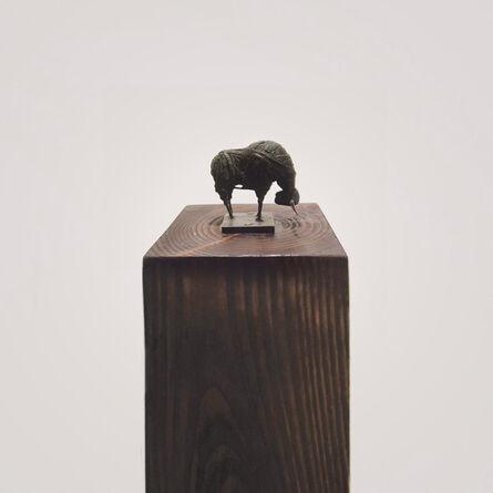 Carlos Zapata, 'God Bull', 2017