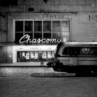 Roberto Riverti, 'Chascomus Cinema   Cine Chascomus', 1984
