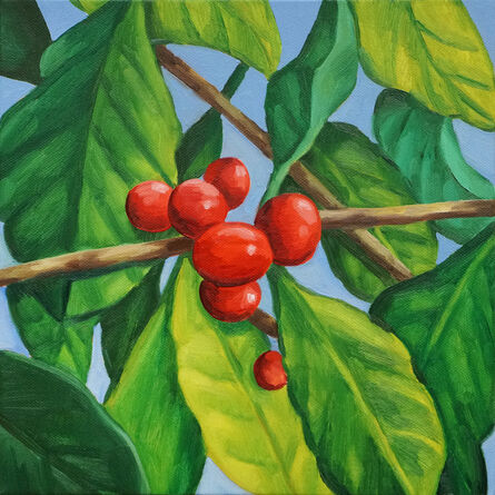 Jimin Im, 'Coffee tree fruits', 2020
