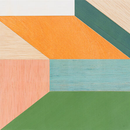 Choi Jae Won 최재원, 'Wooden Structure', 2020