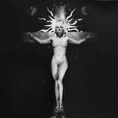 Steven Arnold, 'Female Crucifixion', 1989