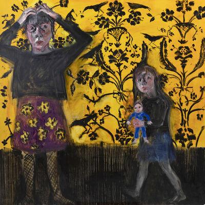 Shani Rhys James, 'Blackbird', 2020