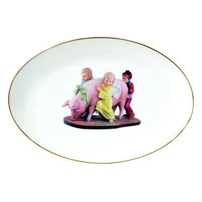 Jeff Koons, 'Banality Series (Ushering In Banality) Platter', 2013