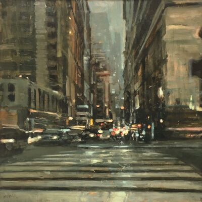 Jim Beckner, 'Moving City', 2020