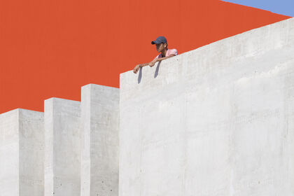 Duo Show - Serge Najjar and Stephen Ormandy - 'Shapes are Colors!'