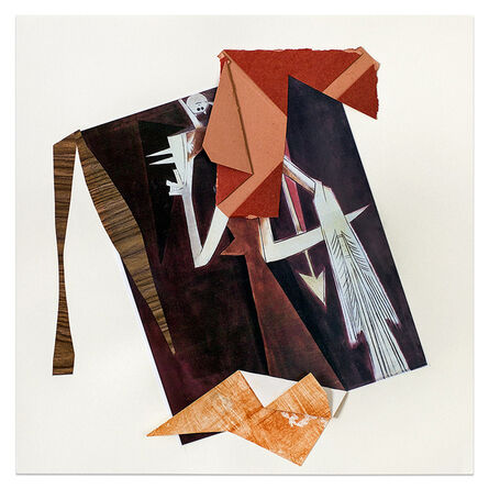Gamaliel Herrera, 'Quaternity Series #79', 2014