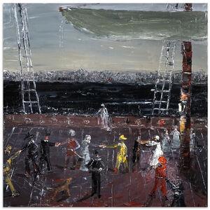 John Bradford, 'The Mayflower Complex', 2019