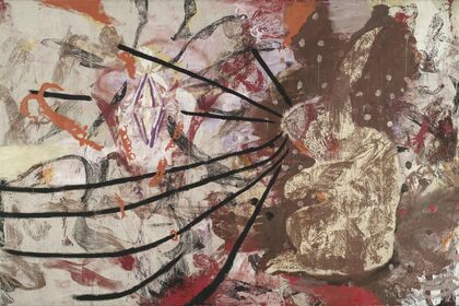 Julian Schnabel - Aktion Paintings 1985 - 2017
