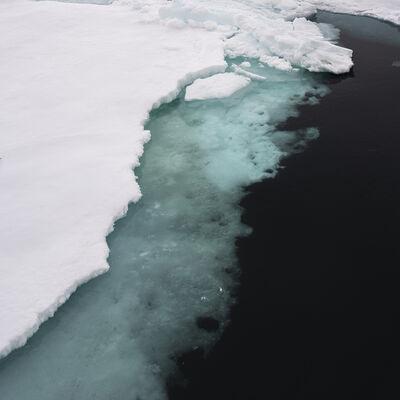 John Ruppert, 'Pack Ice Drift #7 / High Arctic, Svalbard, Norway', 2019-2021
