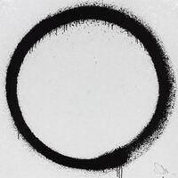 Takashi Murakami, 'Ensō: Tranquility', 2015
