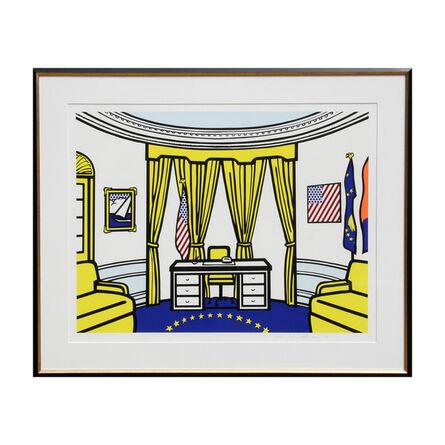Roy Lichtenstein, 'The Oval Office (C. 277)', 1992