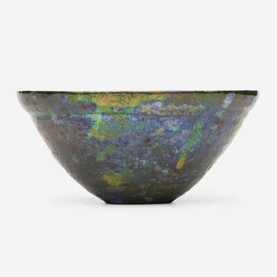Beatrice Wood, 'bowl'