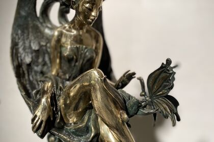 Exhibition of sculptures in Gallery FEDINI